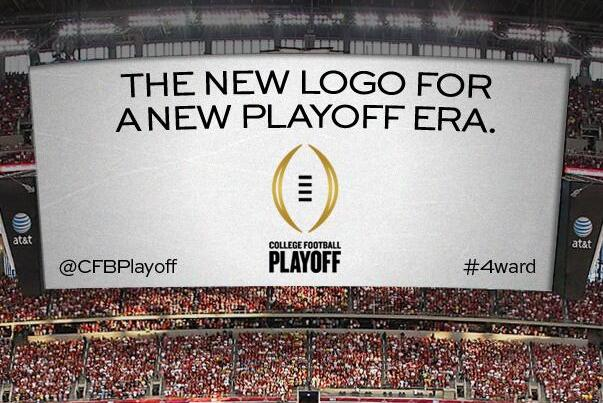PHOTO: College Football Playoff Logo Vote Has a Winner
