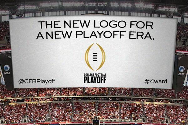 College Football Playoff Logo Revealed
