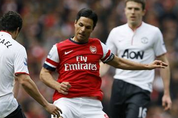 Mikel Arteta Wants Mean Streak in Arsenal's Race for Champions League