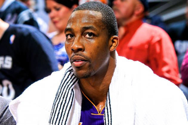 Will Dwight Howard Bolt Los Angeles Lakers After Nightmare Season?