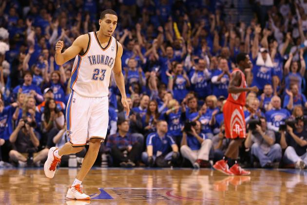 2013 NBA Playoffs: Oklahoma City Needs the Real K-Mart