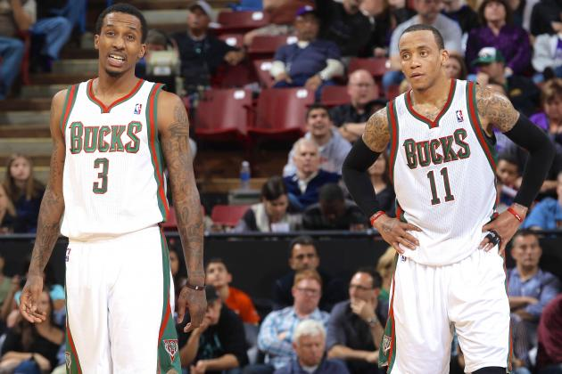 What's Next for Brandon Jennings and Monta Ellis After Bucks' 2013 Playoff Exit