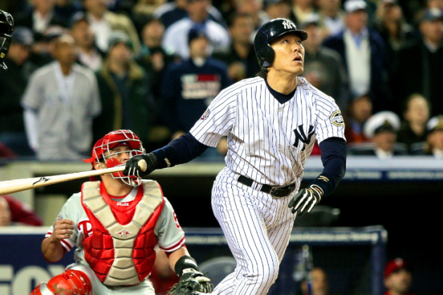 Hideki Matsui to Sign 1-Day Contract with New York Yankees and Retire