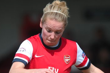 Little Wins First Women's PFA Award