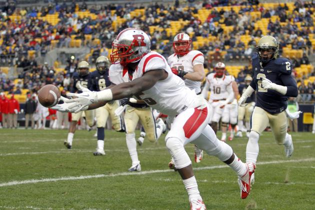 Three Scarlet Knights Sign NFL Free Agent Contracts