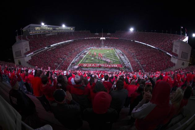 Ohio State Football: Buckeyes to Play 3 Conference Games in Prime Time This Year