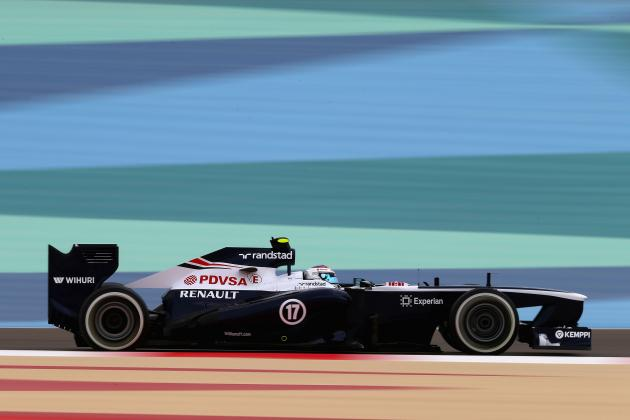 Williams F1 Loses £5.0m in 2012