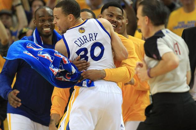 Hobbled Stephen Curry Should Be Ready for Game 5