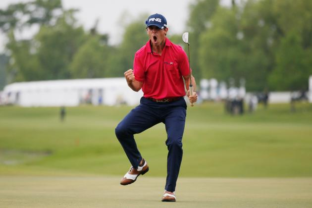 Zurich Classic 2013: Billy Horschel—The First of Many Wins