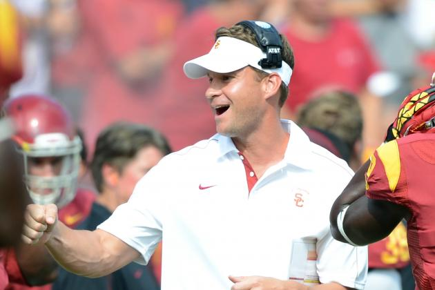 USC Football: For Better or Worse, This Is Officially Kiffin's Team Now