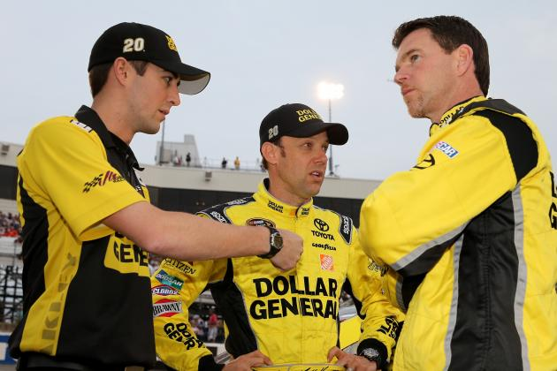 Kenseth, Gibbs Racing Appeal Hearing Set