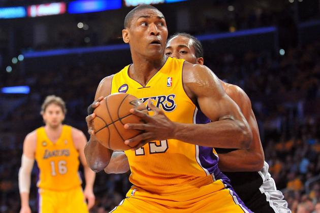 World Peace Wants to Stay and Win with Lakers
