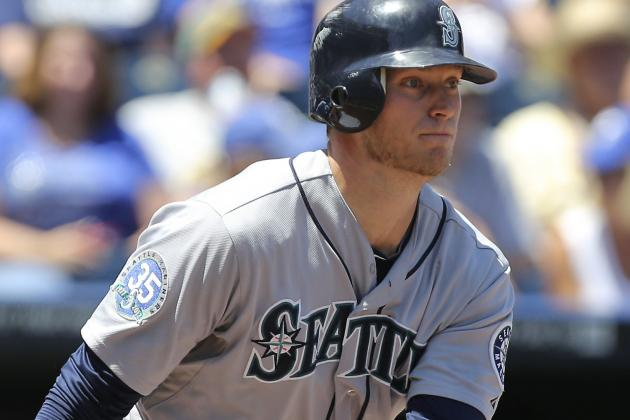 M's Activate Saunders from DL, Will Bat Leadoff