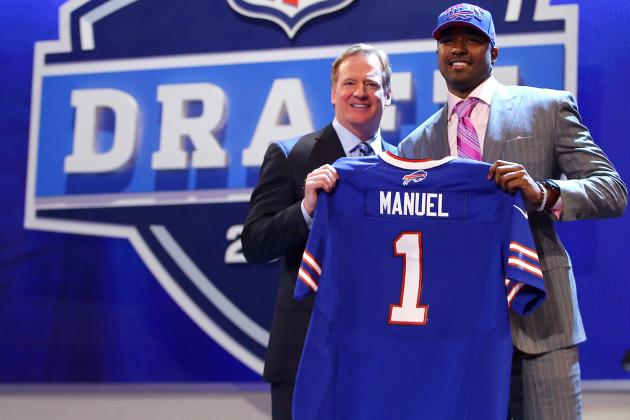 Is EJ Manuel the Favorite to Start for the Bills in 2013?