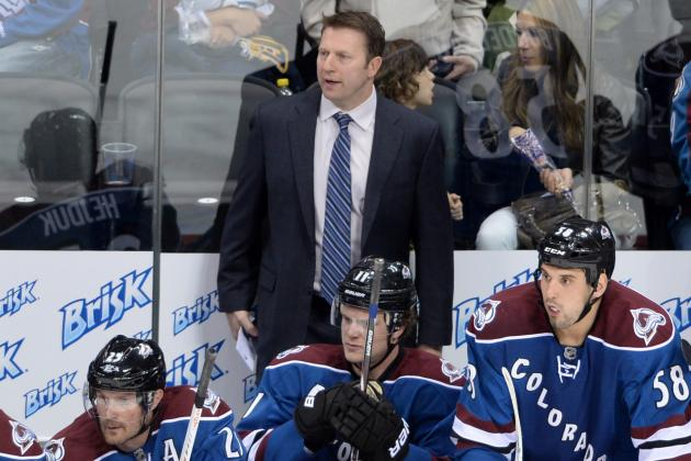 Firing of Joe Sacco Far from a Cure-All for Colorado Avalanche