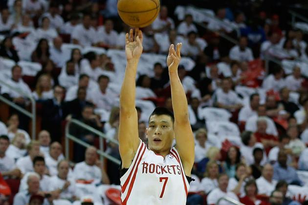 Lin's NBA Playoff Appearance Boosts Chinese Viewership and Sales