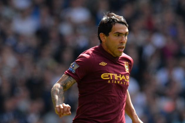 Carlos Tevez Admits City Have Priced Him out of Dream Return to Boca Juniors
