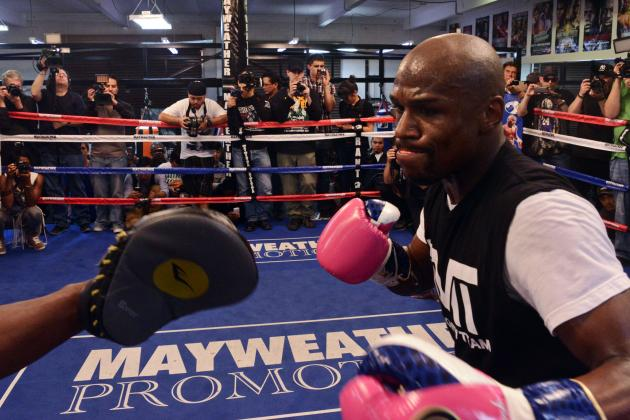 Mayweather vs. Guerrero: Logical Predictions and Projections for Main Event Bout