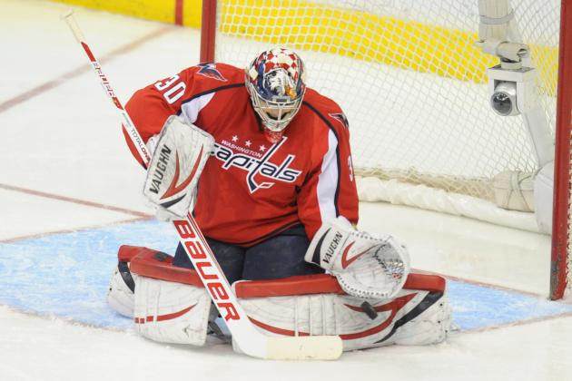 Capitals Re-Sign Goalie Neuvirth to $5M Deal