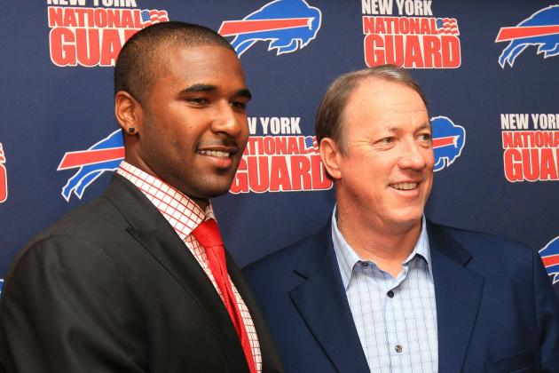 Bills Draft Getting Positive Local Feedback