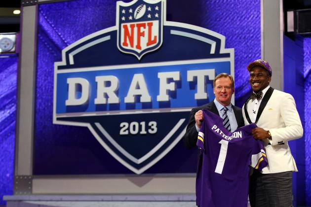NFL Draft Grades: Assessing Each Team's Draft Haul