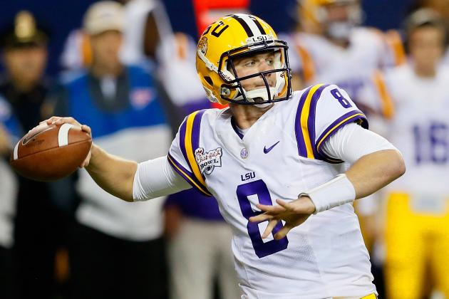 Zach Mettenberger, Odell Beckham Jr. Among Top 2014 Draft Prospects