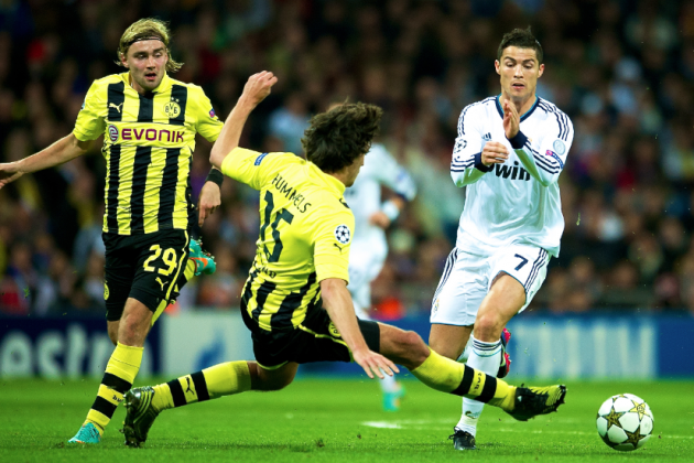 Real Madrid vs. Borussia Dortmund: Previewing the Tactical Battle Ahead