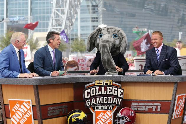 Could College Gameday Be Coming to Northwestern?