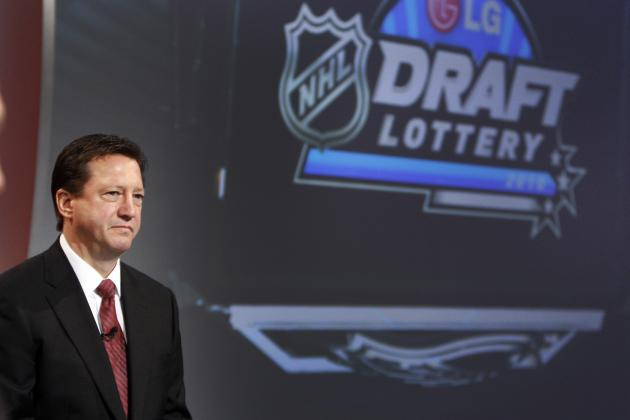2013 NHL Draft Order: Updated List of Picks Following Draft Lottery