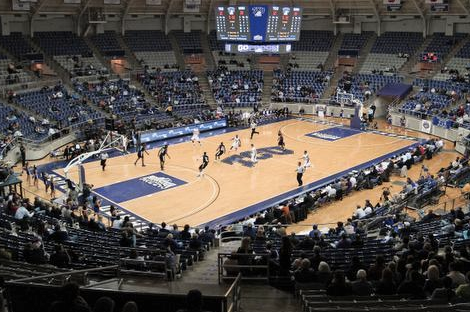 TCU Booster Hopes Renovated Arena Helps Revitalize Frogs Basketball