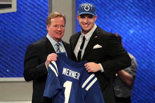What's Not to Like About Colts Draft Class?