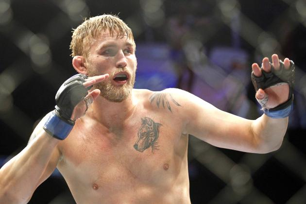 Alexander Gustafsson Wants Jon Jones but Willing to Face Lyoto Machida