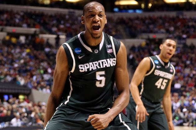 At MSU, Tom Izzo Plans to Use Adreian Payne Like Draymond Green