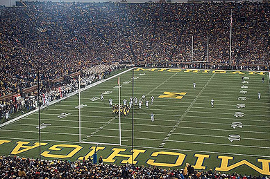 Michigan's Football Schedule Includes Another Night Game