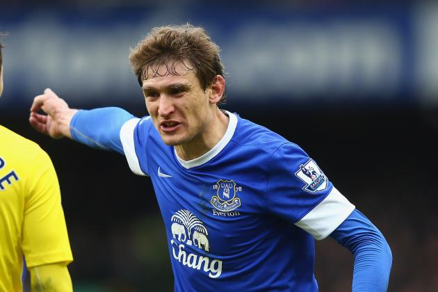 West Ham Want Everton's Nikica Jelavic as Cut-Price Alternative to Carroll