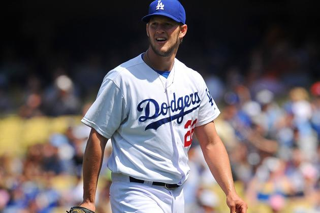 Kershaw Retires 18 Straight in Dodgers' Win