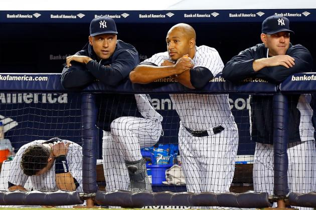 MLB Power Rankings 2013: Quality Teams Who Will Bounce Back from Injury Woes
