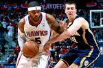 Hawks Even Series with Pacers with Game 4 Win