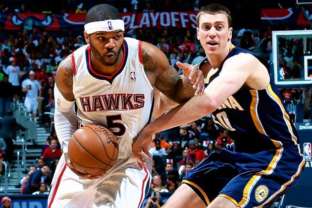 Indiana Pacers vs. Atlanta Hawks: Game 4 Scores, Highlights and Analysis