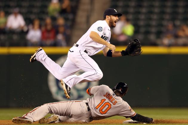 ESPN Gamecast: Orioles vs. Mariners