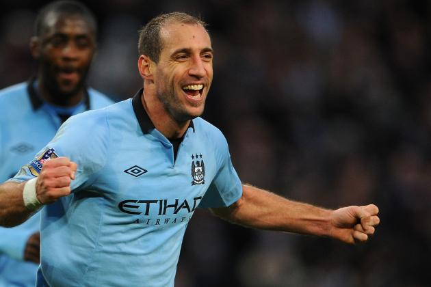 Pablo Zabaleta Praised by Manchester City Assistant Manager David Platt