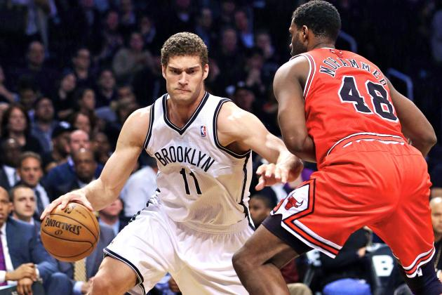 Chicago Bulls vs. Brooklyn Nets: Game 5 Score, Highlights and Analysis