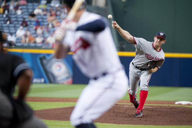 Simmons Key as Braves Snap 4-Game Skid