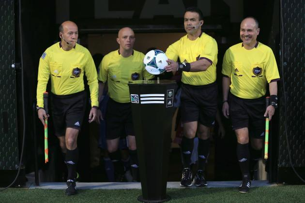 Major League Soccer Referees Vote to Unionize