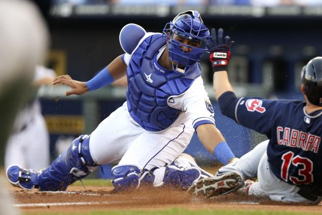 Indians Pound Royals 9-0