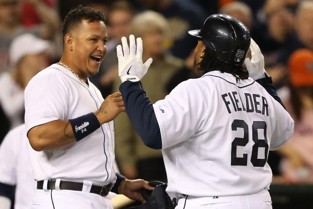 Prince Fielder's 3-Run Homer Propels Tigers over Twins