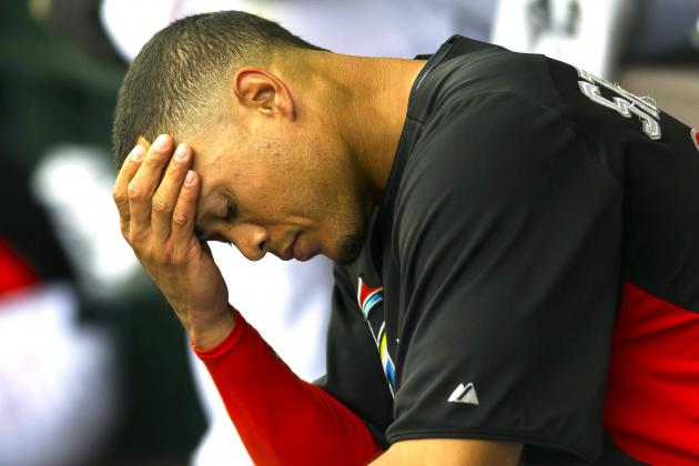 Giancarlo Stanton Injury: Updates on Marlins Star's Hamstring
