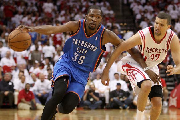 OKC Thunder vs. Houston Rockets: Game 4 Score, Highlights and Analysis