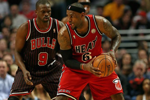 Why Miami Heat Are Better Than the Chicago Bulls