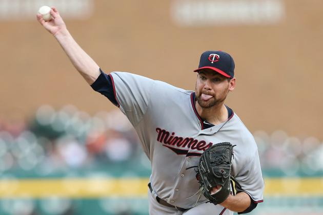 One Bad Pitch Spoils Day for Pelfrey, Twins